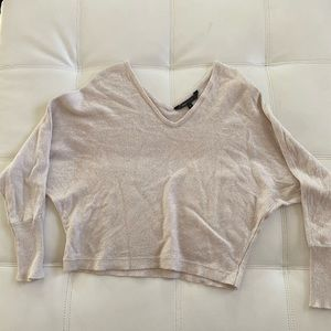 Cozy BCBG sweater